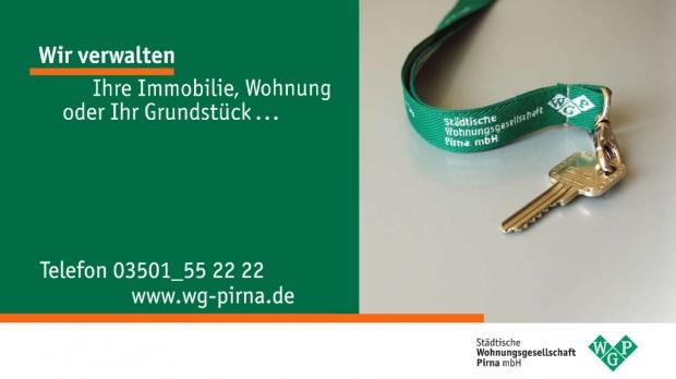 Werben bei Pirna-TV? Rufen Sie an Telefon: 03501 585188.